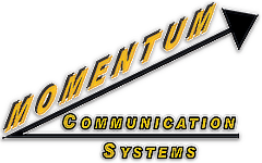 Momentum Communication Systems