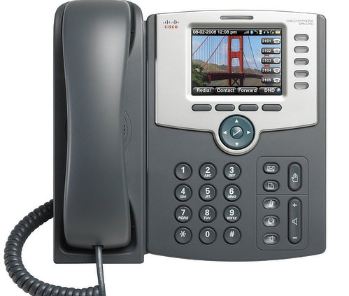 Cisco SPA 525G by Momentum Communications