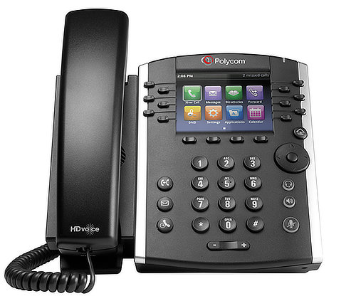Polycom VVX410 by Momentum Communications