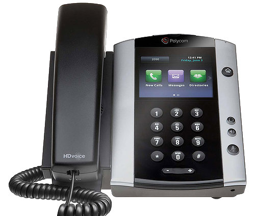 Polycom VVX 500 by Momentum Communications