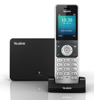 Yealink W56P Cordless Phone by Momentum Communications